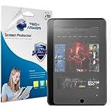 "Kindle Fire HD Screen Protector, Tech Armor Anti-Glare/Anti-Fingerprint Amazon Kindle Fire HD 8.9"" (2012) Screen Protectors [2-Pack]"