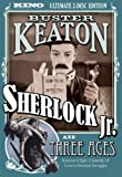 Sherlock Jr. / Three Ages [Ultimate 2-Disc Edition]