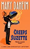 Front cover for the book Creeps Suzette by Mary Daheim