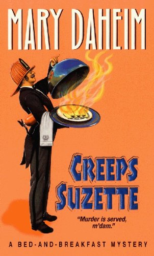 Creeps Suzette (Bed-and-Breakfast Mysteries Book 15)