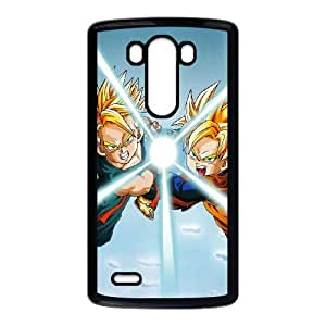 Dragon Ball Z Theme Phone Case Designed With High Quality Image For LG G3
