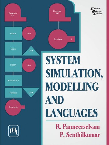 System Simulation, Modelling and Languages by PHI Learning