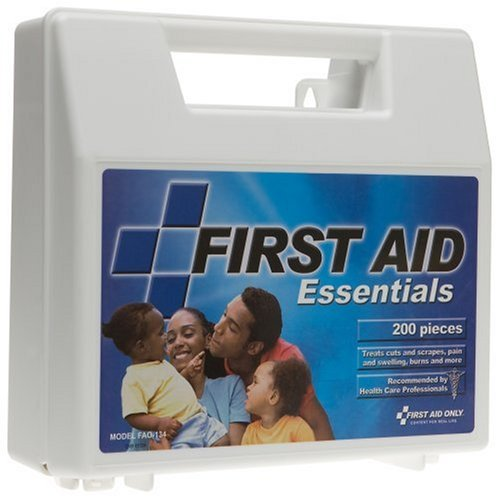 092265321341 - First Aid Only 200 Piece All Purpose Kit- Large Plastic Case- 1 ea. carousel main 0