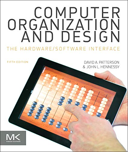 Computer Organization and Design...