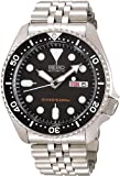 Seiko import Black SKX007KD men