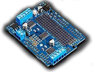 Adafruit Motor/Stepper/Servo Shield for Arduino v2.3 Kit