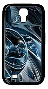 Samsung Galaxy S4 I9500 Cases & Covers - 3D Abstract Hd 2 Custom PC Soft Case Cover Protector for Samsung Galaxy S4 I9500 - Black