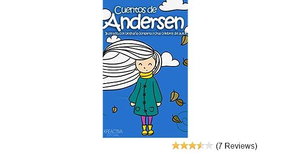 Amazon.com: Cuentos de Andersen: Ilustrado, con biografía completa y citas célebres del autor (Spanish Edition) eBook: Hans Christian Andersen, ...