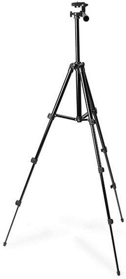 Color : Photo Color, Size : One Size TAESOUW-Accessories Aluminium Alloy Foldable Tripod Support for DSLR Camera
