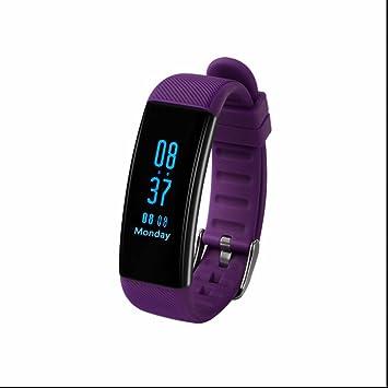 Pulsera Inteligente Gps,reloj inteligente hombre con Pasos Calorías Notificación Seguimiento de calorías monitor de