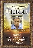 Charlton Heston Presents The Bible (4 Pack DVD)