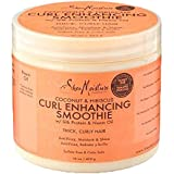 SheaMoisture Coconut & Hibiscus Curl Enhancing Smoothie, 16 Ounce