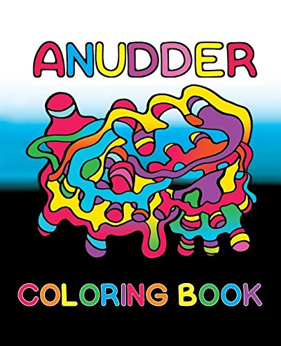 Anudder Coloring Book (Udder Coloring Books) ebook