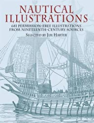 Nautical Illustrations: 681 Royalty-Free Illustrations from Nineteenth-Century Sources (Dover Pictorial Archive)