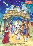 Advent Calendar - Nativity Scene (Special Chocolate Series)