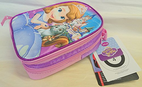 Character Lunchbox FY 14 - Sofia Princess Lunch Box