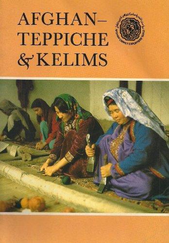 Afghan Teppiche Kelims Afghan Carpet Exporter S Guide Amazon Com