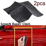 Car Scratch Remover Cloth, 2 Pack Multipurpose Car Paint Scratch Repair Cloth, KOBWA