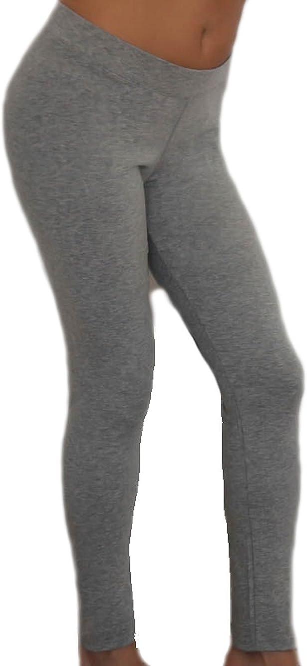 ALBERO - Leggings para Mujer (algodón orgánico, 2 Unidades, hasta ...