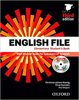 Students Book, iTutor and Pocket Book Pack English File Third Edition: Amazon.es: Clive Oxenden, Christina Latham-Koenig, Paul Seligson: Libros
