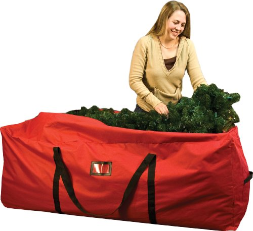 Merveilleux Amazon.com: Santas Bags Rolling Tree Storage Duffel, For 6 To 9 Foot Trees:  Home U0026 Kitchen