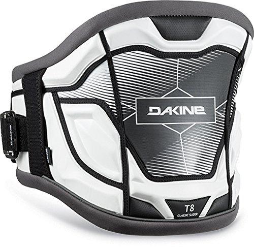 Dakine Men's T-8 Classic Slider Harness White XS by Dakine