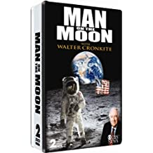 Man On The Moon with Walter Cronkite - 40th Anniversary Collector's Embossed Tin