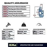 """XiKe 10 Pack 99502HNR Bearing ID 5/8"""" x OD 1-3/8"""" x"""