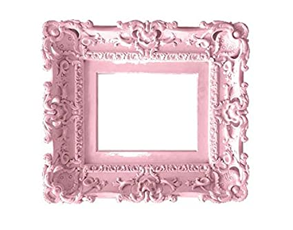 Amazon.com - 8x10 Shabby Chic Frame, Baroque Frame, Wedding Frames ...