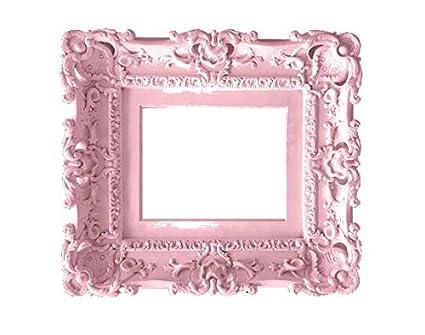 Amazon.com - 8x10 Shabby Chic Frame, Baroque Frame, Wedding Frames ...