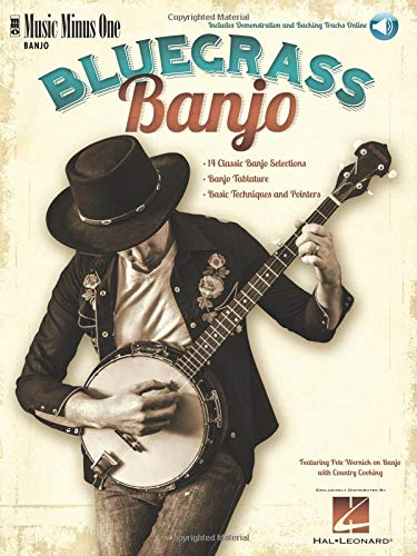 Bluegrass Banjo  Deluxe 2 CD Set  Music Minus One