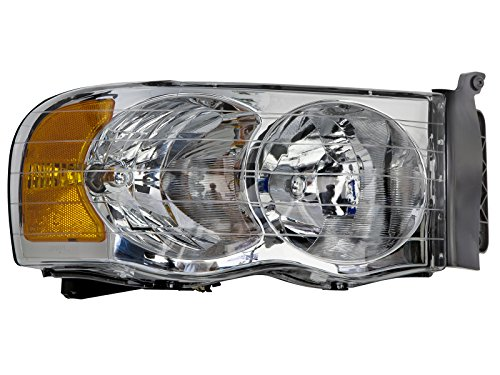 Dodge Ram 1500 2500 3500 Pickup Headlight Headlamp Passenger Side (3500 Pickup Headlight)