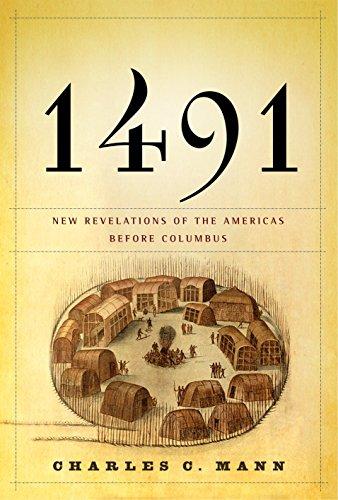 1491: New Revelations of the Americas Before Columbus (Online Store Männer)