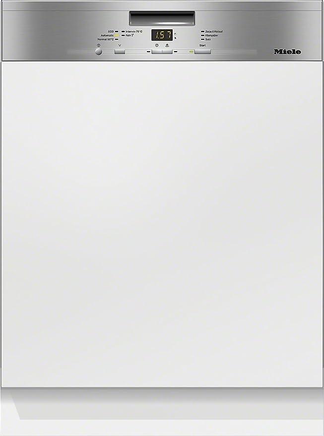Miele G 4920 SCI - Lavavajillas (Semi-incorporado, Acero ...