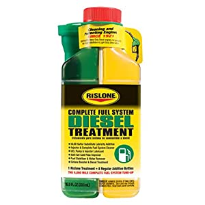 Rislone 4740-4PK Diesel Fuel System Treatment - 16.9 oz., (Pack of 4)