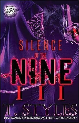 Amazon.com: Silence Of The Nine 3 (The Cartel Publications ...