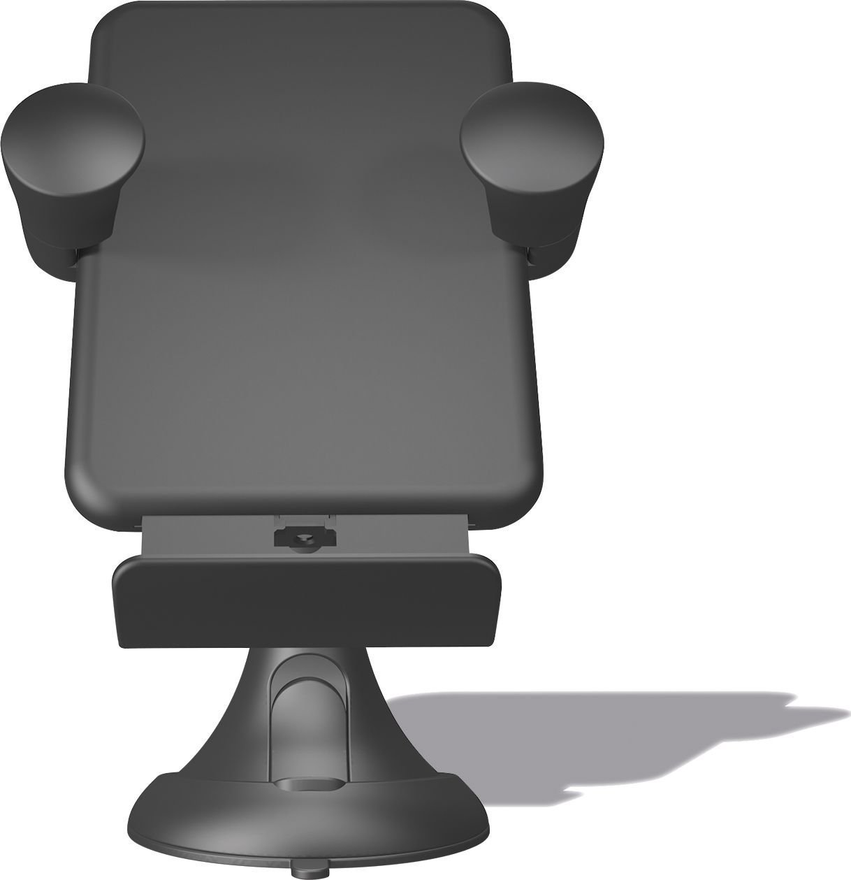 Wireless Car Charger and Stand by ZENS Reliable Charging and Adjustable Cellphone Holder Works with All Qi Enabled Devices 4352738751 5W Qi Wireless Air Vent Phone Charger and Holder