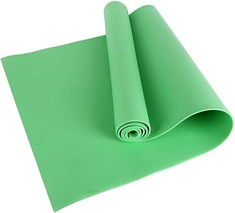 Breeezie 1 PC Tapis de Yoga EVA 4mm /Épais Anti-d/érapant Anti-d/érapant Anti-D/échirement Pliable Gym Workout Fitness Pad Accessoire de Sport pour Femmes Hommes Adulte Enfants Fille Gar/çon Ados