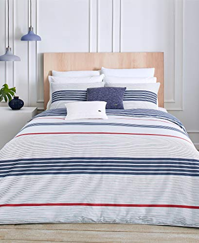 Blue Lacoste Auckland Comforter Set King