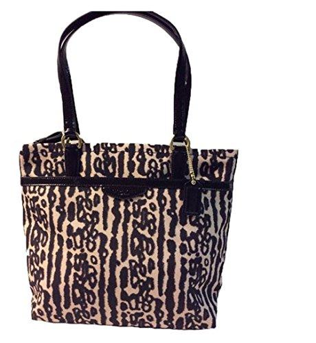 Coach Animal Print Bag - 6