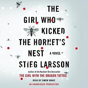 The Girl Who Kicked the Hornet's Nest Audiobook