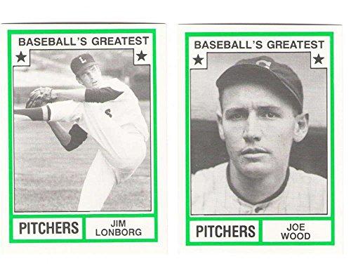 (1982 TCMA Greatest Pitchers - BOSTON RED SOX Team Set)
