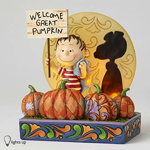 Shore Great Pumpkin Anniversary Figurine