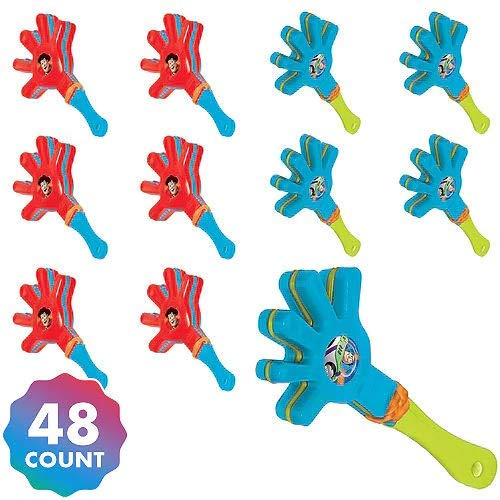 HollyDel Toy Story Hand Clappers 48ct Birthday Party Favors