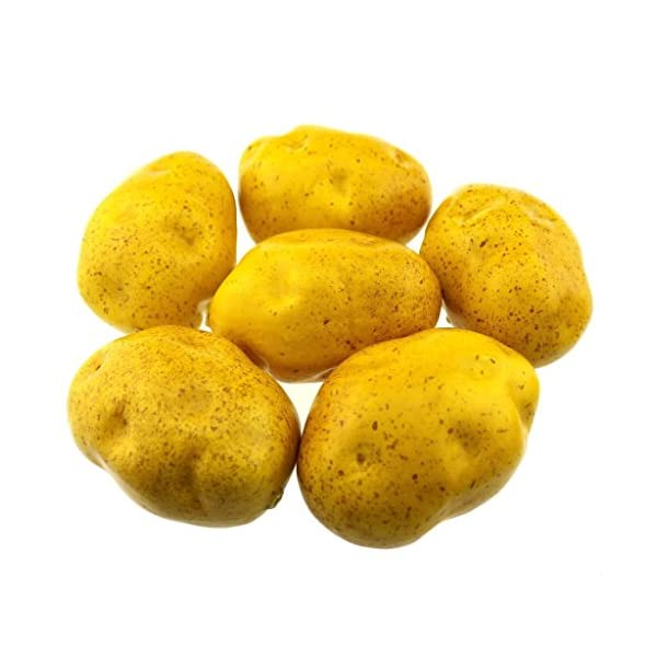 Gresorth-6pcs-Artificial-Potato-Lifelike-Fake-Vegetable-Home-Kitchen-Party-Food-Toy-Decoration-Model-Props