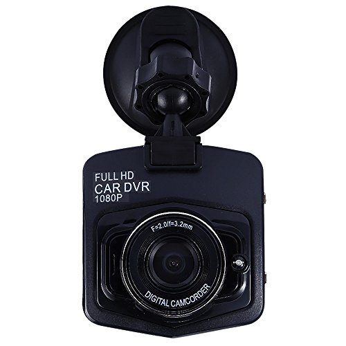 AutoLover® Mini Car DVR Camera Full HD 1080P DCR Detector Recorder Camcorder Parking Recorder Dash Cam Video G-sensor Night Vision