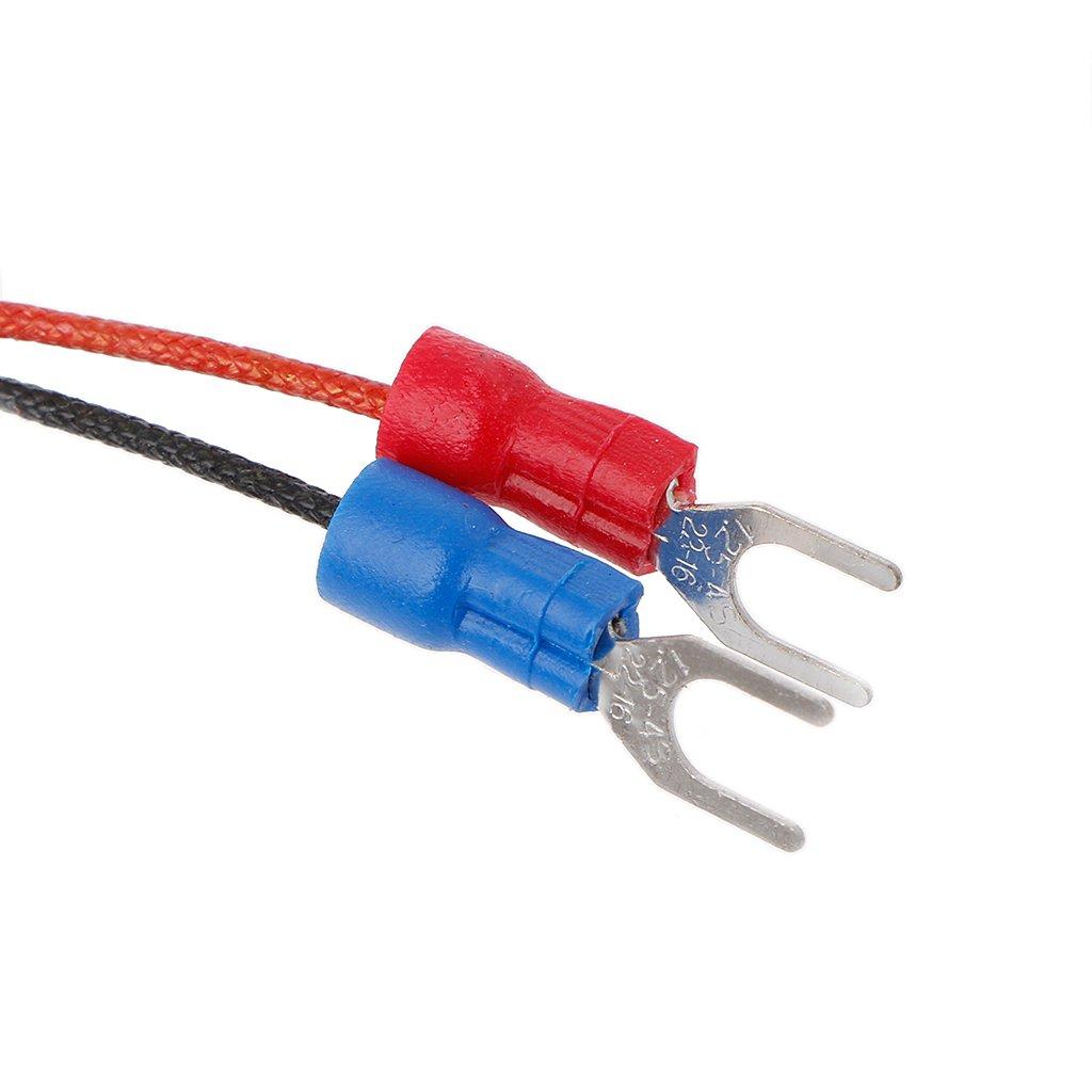 BIlinli Sensori di Temperatura EGT Termocoppia Tipo K per sonda Temperatura Gas di Scarico Motore