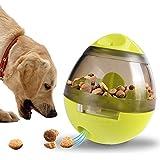 EooCoo Alimentador de comida para perros, Pet Slow Eating Bowl, Divertido juguete de forrajeo