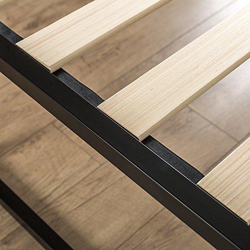 Zinus Joseph Modern Studio 18 Inch Platforma Bed Frame
