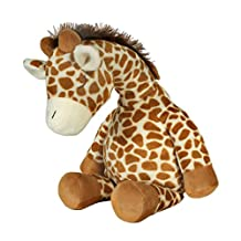 Cloud B BGA28 Gentle Giraffe On The Go Travel-Size Plush Sound Machine